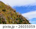 秋 立山連峰 紅葉の写真 26035059