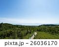 洞爺 西山山麓火口(第2展望台からの眺め) 26036170