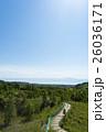 洞爺 西山山麓火口(第2展望台からの眺め) 26036171