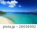 瀬底島 瀬底ビーチ 海の写真 26036992