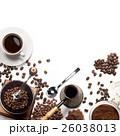 コーヒー コーヒーミル 珈琲ミルの写真 26038013