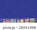 冬の夜【洋風建築・シリーズ】 26041996