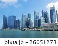 シンガポールのビル群 26051273