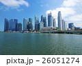 シンガポールのビル群 26051274