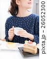 ケーキ 女性 26052300