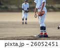 高校野球試合風景 26052451