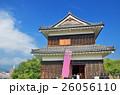 上田城 城 西櫓の写真 26056110