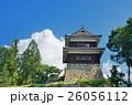 上田城 城 西櫓の写真 26056112