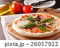 ピザ マルゲリータ イタリアンの写真 26057922