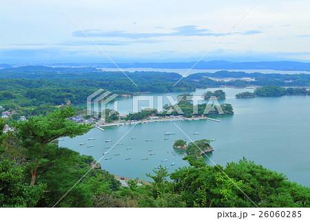 松島の風景 【宮城県】 26060285