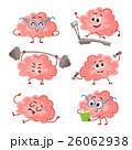 脳 ベクタ ベクターのイラスト 26062938