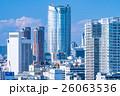 東京都市風景 26063536