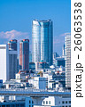 東京都市風景 26063538