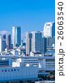 東京都市風景 26063540