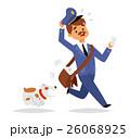 Postman character vector 26068925