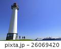 ロングビーチ レインボウハーバーを見下ろす灯台 26069420