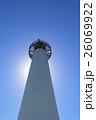ロングビーチ レインボウハーバーを見下ろす灯台 26069922