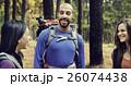 キャンプ 仲間 友だちの写真 26074438