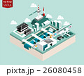 isometric design concept of seoul city south korea 26080458