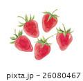苺 イチゴ 26080467