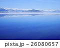 冬の屈斜路湖 26080657