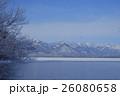 冬の屈斜路湖 26080658