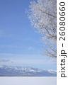 冬の屈斜路湖 26080660
