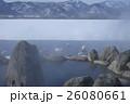 冬の屈斜路湖 26080661