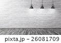 壁 インテリア 表現のイラスト 26081709