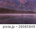 長野 上高地 大正池の朝 26085849
