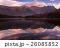 長野 上高地 大正池の朝 26085852