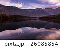 長野 上高地 大正池の朝 26085854