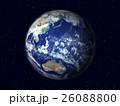 地球(星アリ) 26088800