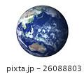 地球 惑星 太陽系のイラスト 26088803