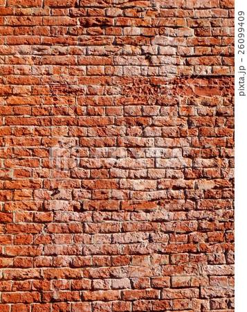 煉瓦の壁 26099409