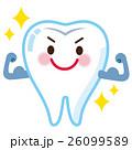 健康な歯 キャラクター 26099589