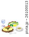 今日のご飯オムライス 26100013