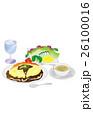 今日のご飯オムライス 26100016