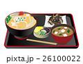 今日のご飯カツ丼 26100022