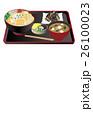 今日のご飯カツ丼 26100023