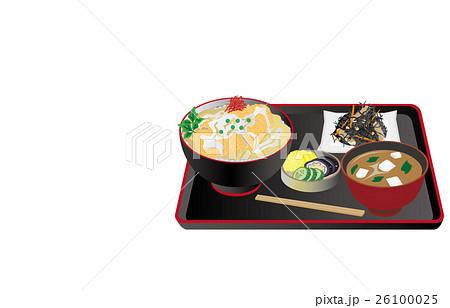 今日のご飯カツ丼 26100025