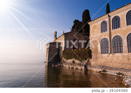 Small Church - Garda Lake Italy 26104360