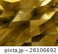 抽象 金 黄金のイラスト 26106692