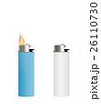 ライター ベクター 炎のイラスト 26110730