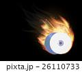 CD ディスク DVDのイラスト 26110733