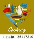 クッキング キッチンウェア 調理用品のイラスト 26117810