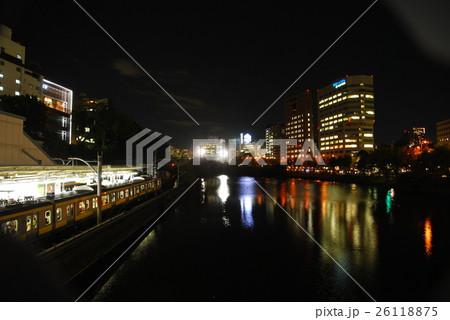 市ヶ谷の夜景 26118875