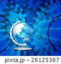 地球 地球儀 世界のイラスト 26125367