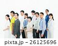 働く人々 職種 男性の写真 26125696