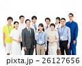 働く人々 職種 男性の写真 26127656